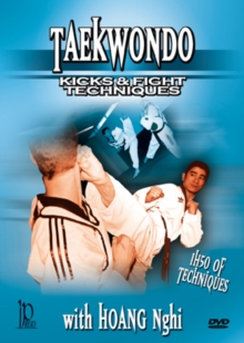 Taekwondo: Kicks and Fight Techniques, DVD