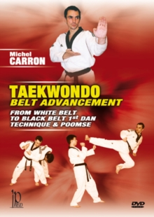 Taekwondo: Belt Advancement, DVD