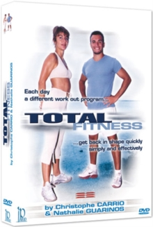 Total Fitness With Christophe Carrio and Nathalie Guarinos, DVD