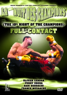 Full-Contact: The 10th Night of the Champions, DVD