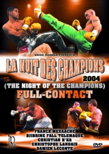 Full-Contact: The Night of the Champions - 2004, DVD  DVD