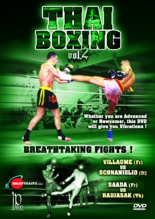 Thai Boxing: Breathtaking Fights - Volume 2, DVD