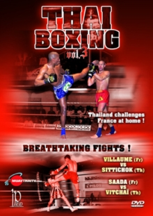 Thai Boxing: Breathtaking Fights - Volume 3, DVD