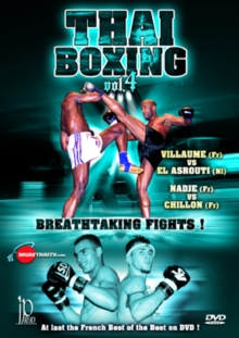 Thai Boxing: Breathtaking Fights - Volume 4, DVD  DVD