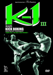 K-1 Rules Kick Boxing 2006, DVD