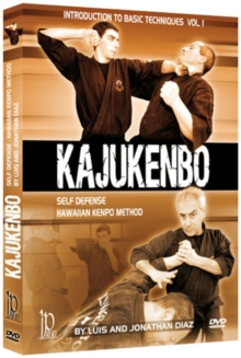 Kajukenbo: Introduction to the Basic Techniques, DVD