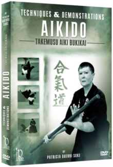 Aikido: Techniques and Demonstrations, DVD  DVD