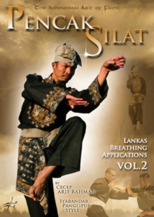 Pencak Silat: Lankas, Breathing & Applications - Volume 2, DVD
