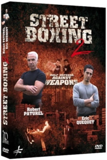 Street Boxing 2: Self Defense Against Weapons, DVD  DVD