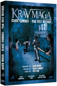 Krav Maga: Close Combat - Pro Self Defense, DVD