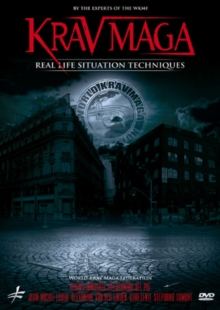 Krav Maga: Real Life Situation Techniques, DVD  DVD