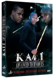 Kali: Advanced Techniques, DVD