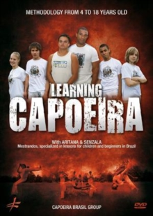 Learning Capoeira, DVD