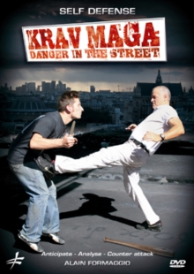 Krav Maga: Self Defence - Danger in the Street, DVD