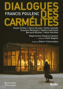 Dialogues of the Carmelites: Bavarian State Opera (Nagano), DVD