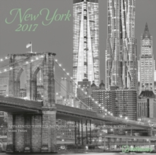 2017 NEW YORK 30 X 30 GRID CALENDAR,