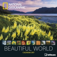 2017 NATIONAL GEOGRAPHIC BEAUTIFUL WORLD,