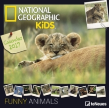 2017 NATIONAL GEOGRAPHIC FUNNY ANIMALS 3,
