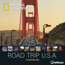 2017 NATIONAL GEOGRAPHIC ROAD TRIP USA 3,