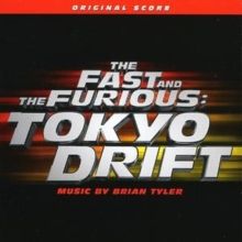 The Fast and the Furious: Tokyo Drift, CD / Album