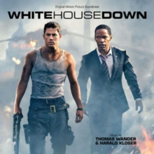 White House Down, CD / Album