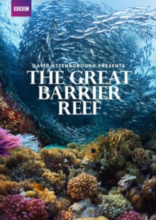 Great Barrier Reef With David Attenborough, DVD