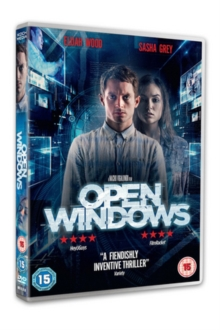 Open Windows, DVD