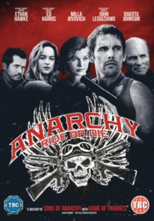 Anarchy - Ride Or Die, DVD