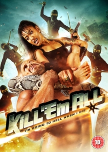 Kill 'Em All, DVD