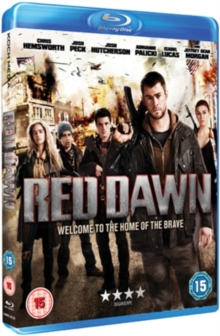 Red Dawn, Blu-ray
