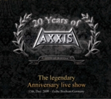 Axxis: The Legendary Anniversary Show, DVD