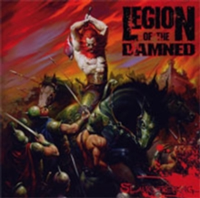 Legion of the Damned: Slaughtering, DVD
