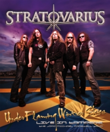 Stratovarius: Under Flaming Skies - Live in Tampere, Blu-ray  BluRay