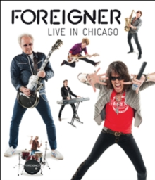 Foreigner: Live in Chicago, Blu-ray