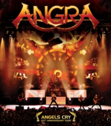 Angra: Angels Cry - 20th Anniversary Live, Blu-ray