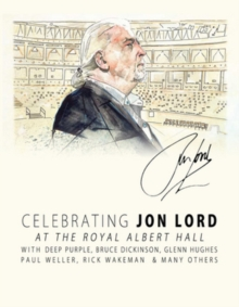 Jon Lord, Deep Purple and Friends: Celebrating Jon Lord, Blu-ray