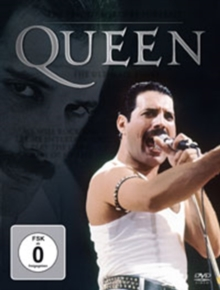 Queen: Freddie Mercury Tribute, DVD