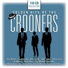 Golden Hits of the Crooners, CD / Box Set