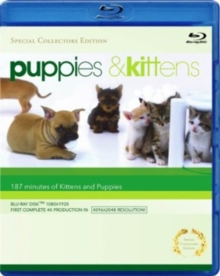 Puppies and Kittens, Blu-ray