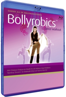 Bollyrobics Dance Workout, Blu-ray