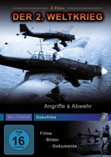 Germany at War: Attack and Defence, DVD