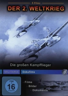 Germany at War: The Top Fighters, DVD