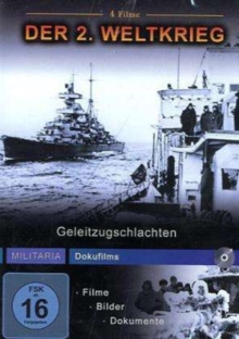 Germany at War: German Warships Attack Convoys, DVD