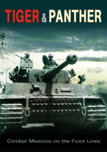 Tiger and Panther: Combat Missions On the Front Lines, DVD