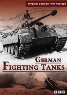 German Fighting Tanks, DVD