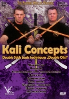Kali Concepts: Double Stick, DVD  DVD
