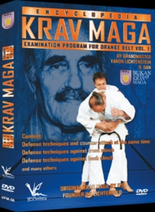Krav Maga: Orange Belt Exam - Volume 1, DVD