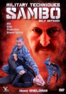 Sambo: Military Techniques - Self Defense, DVD