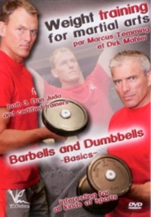 Weight Training for Martial Arts - Barbells and Dumbbells, DVD