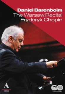 Chopin: The Warsaw Recital (Barenboim), DVD  DVD